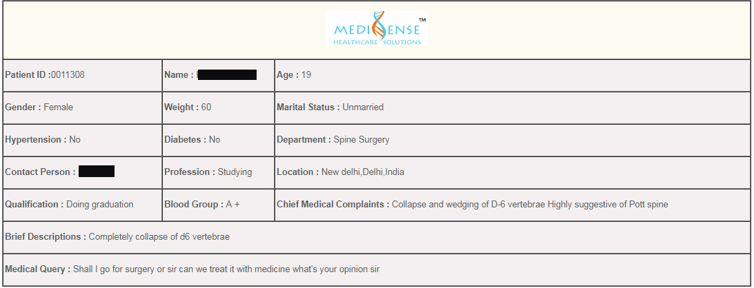 Spine Surgery Query3