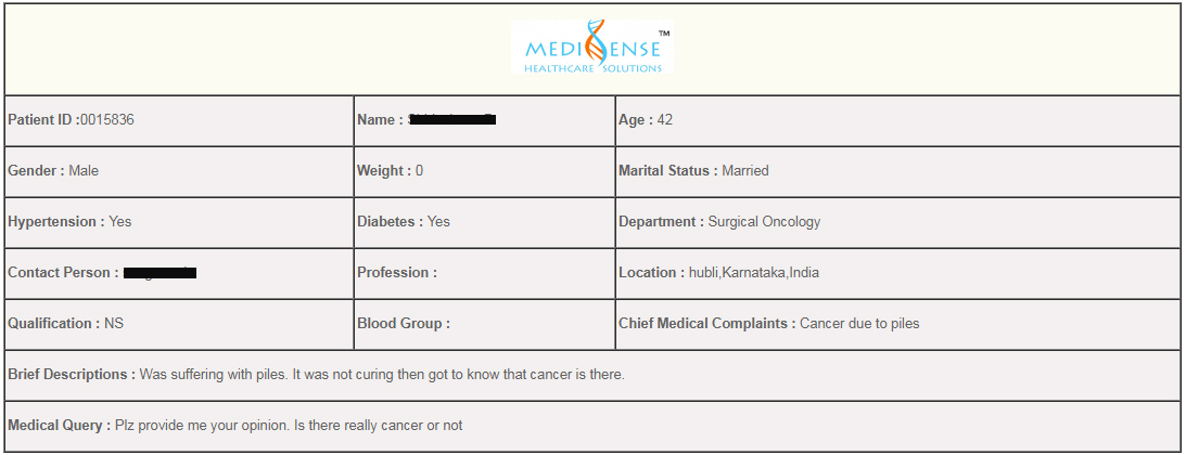 Surgical Oncology Query2